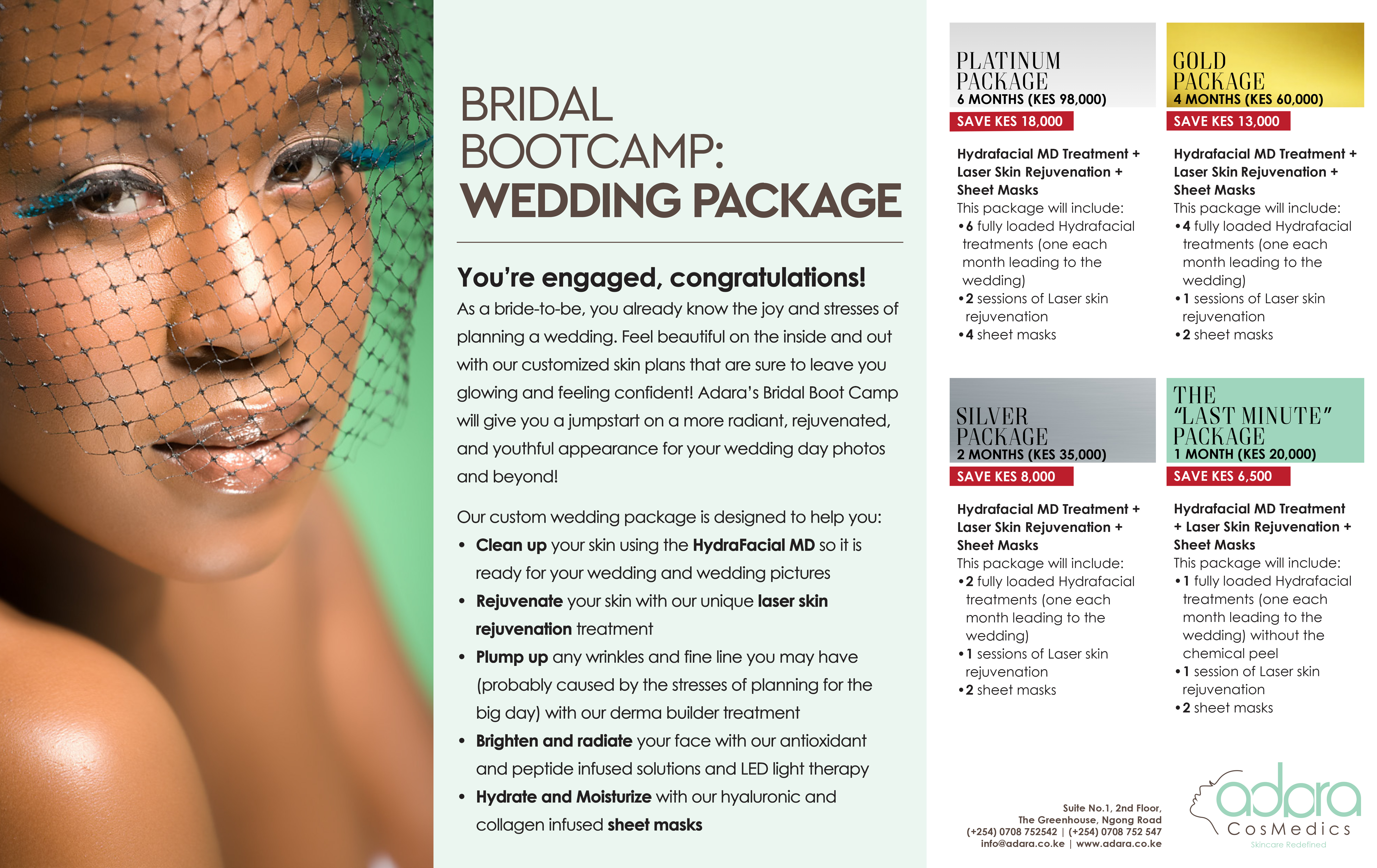 Our Wedding Packages